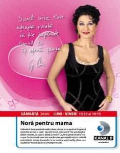 """Gabriela Cristea @ """"Nora pentru mama (1)"""""""